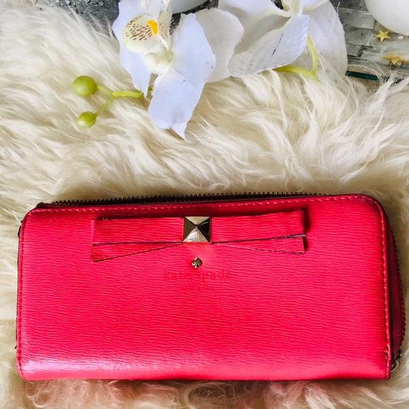 kate spade Handbags - Kate Spade Large wallet